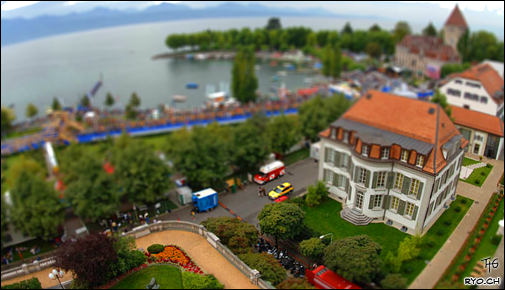 Mini Lausanne 4 by RyoCH