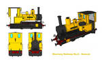 Skarloey Railway No.6 - Duncan