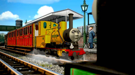 Season 21 - Duncan gets a new model