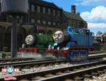 The Adventure Continues - Thomas meets GWR Percy