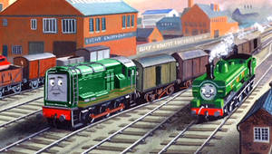 Paxton in the Railway Series