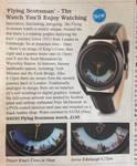 Nauticalia - Flying Scotsman Watch