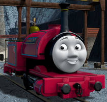 Cab-less Skarloey