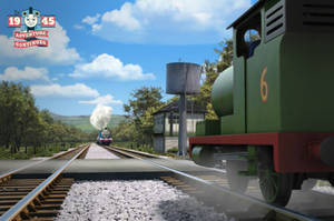 The Adventure Continues - Percy Runs Away by The-ARC-Minister