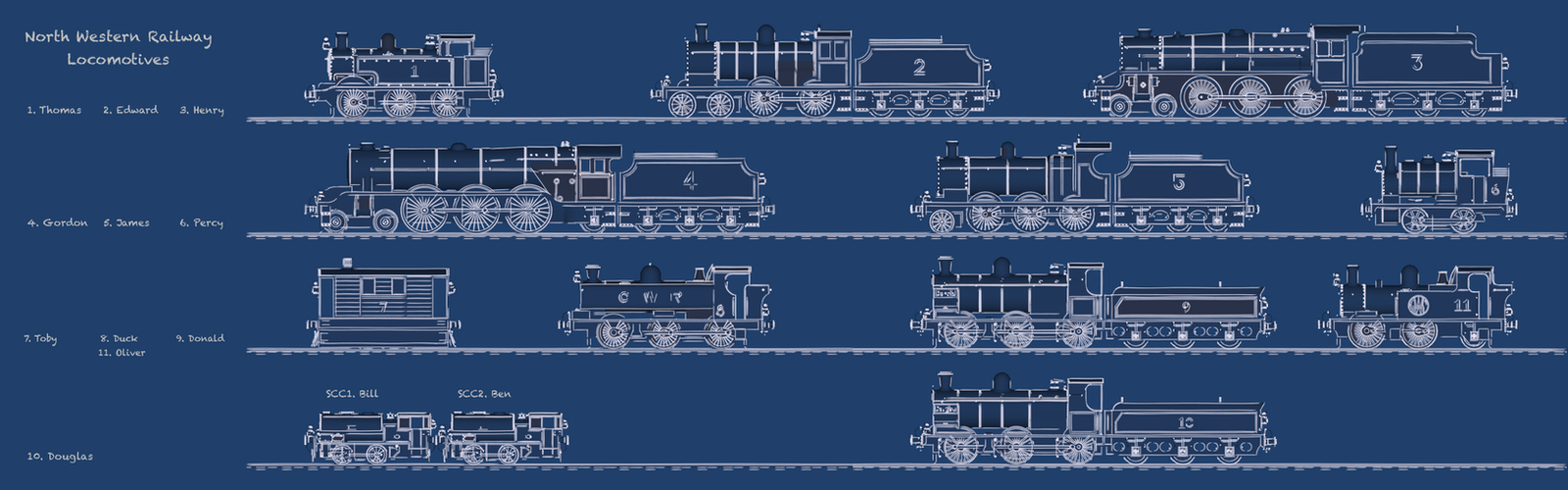 Nwr steam locomotives blueprint by the arc minister on deviantart nwr steam locomotives blueprint by the arc minister malvernweather Gallery