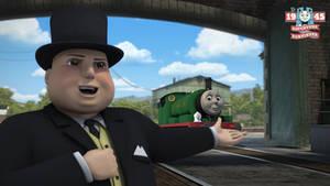 The Adventure Continues - I'll call him Percy