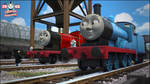 The Adventure Continues - Mixed Traffic Engines