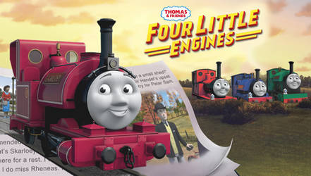 The Adventure Continues - Four Little Engines by The-ARC-Minister