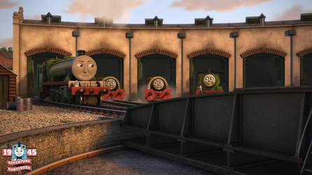 The Adventure Cont. - An Engine with Determination by The-ARC-Minister