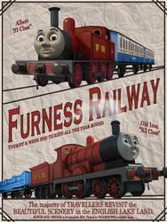 The Early Years - Furness Railway