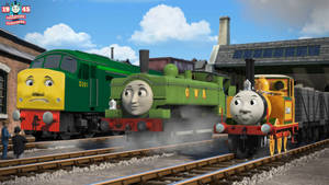 The Adventure Cont. - Look at me, Duck and Stepney