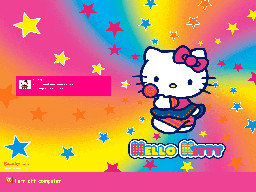 Hello Kitty Logon by CailynDizon