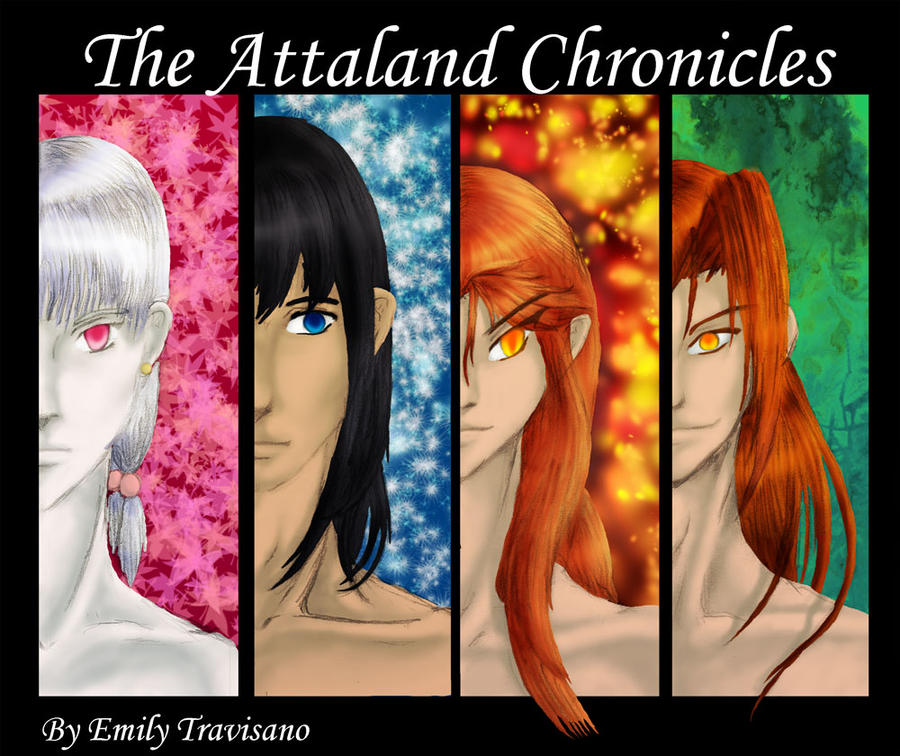 The Attaland Chronicles, Color by Ajehy