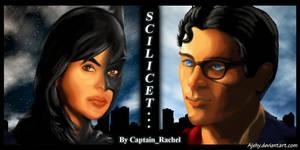 Scilicet... Cover (Superman / Batwoman)