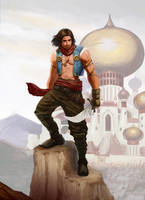 aladdin re-imagined by ImmarArt