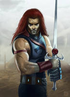 Lion-o re-imagined by ImmarArt