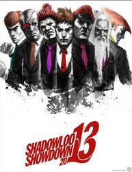 Shadowloo showdown 2013 by ImmarArt