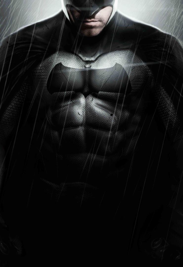 Batman poster by ImmarArt