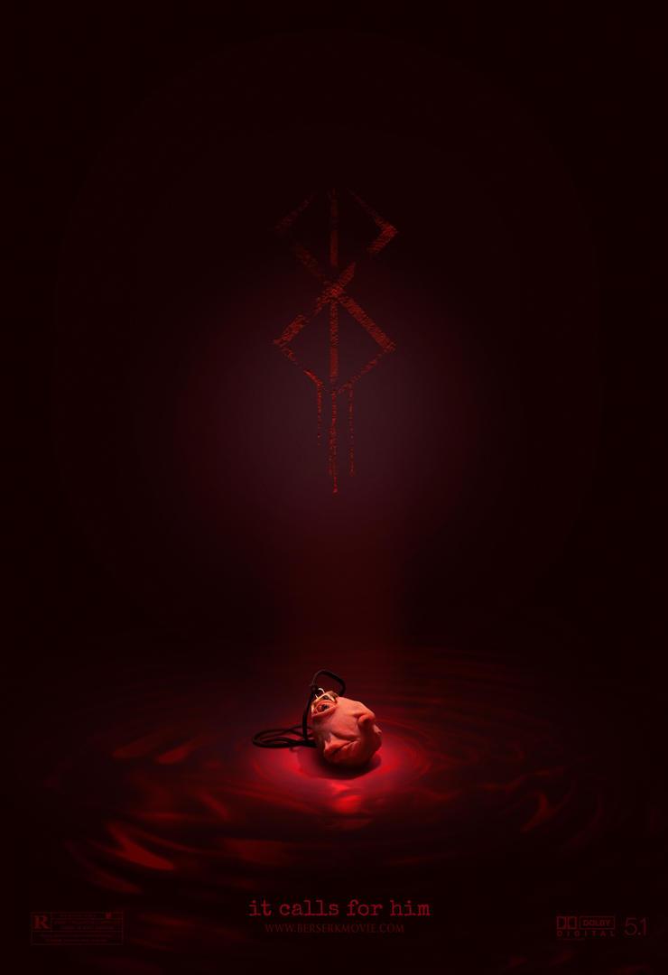 Berserk Movie teaser poster 1 by ImmarArt