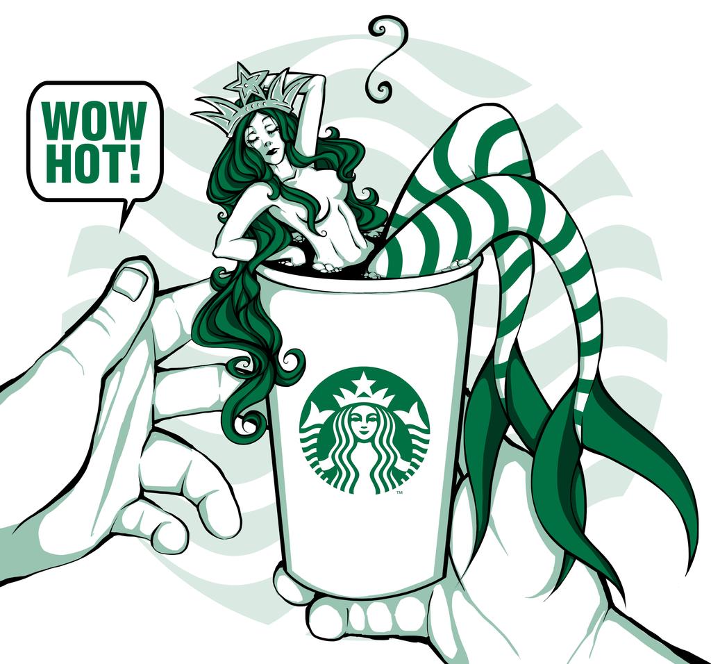 Starbucks by chiili
