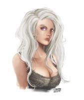 Khaleesi by chiili