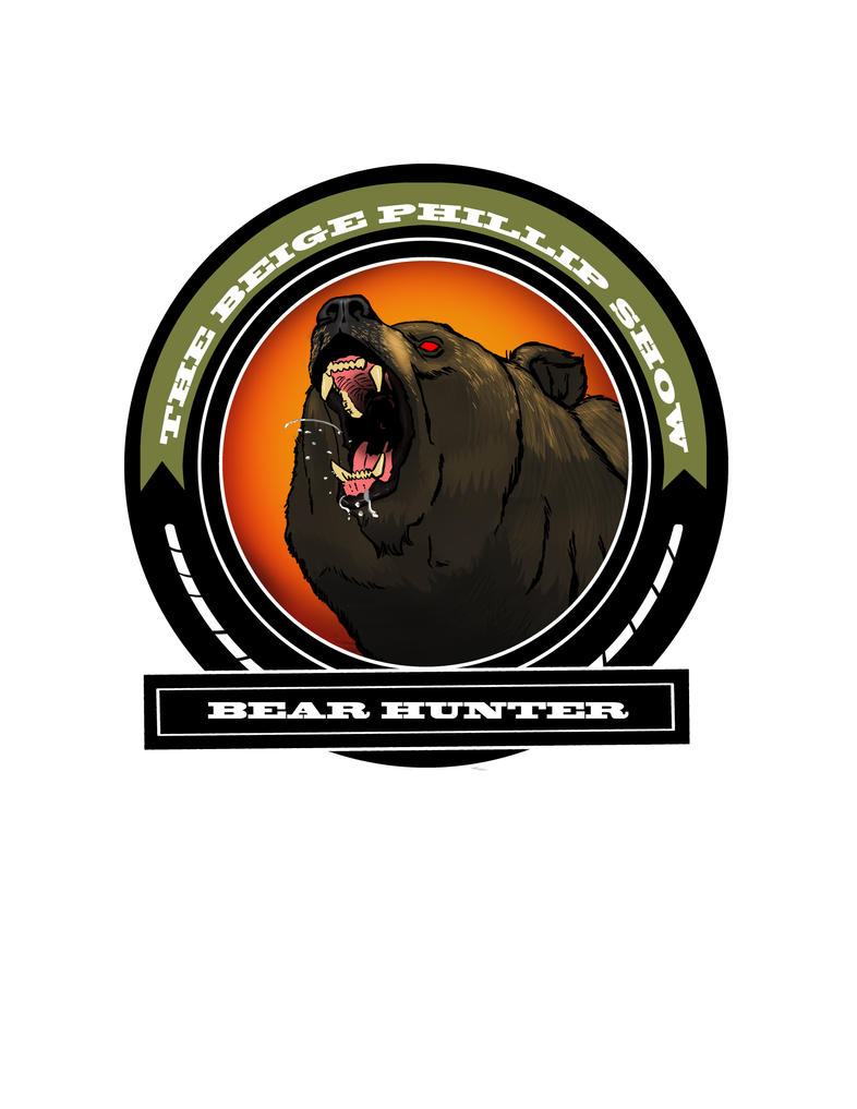 Bear Hunter Logo1 by bmosley45