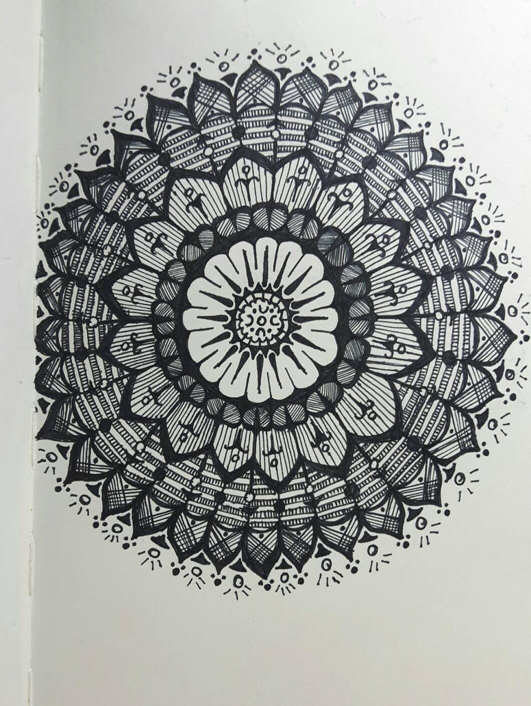 Sketchbook doodle 27 by PhoenixShaman