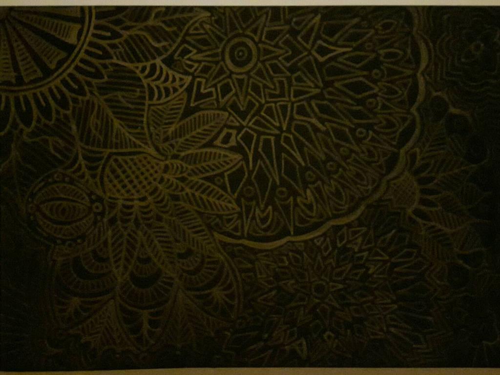 Gold blooms by PhoenixShaman