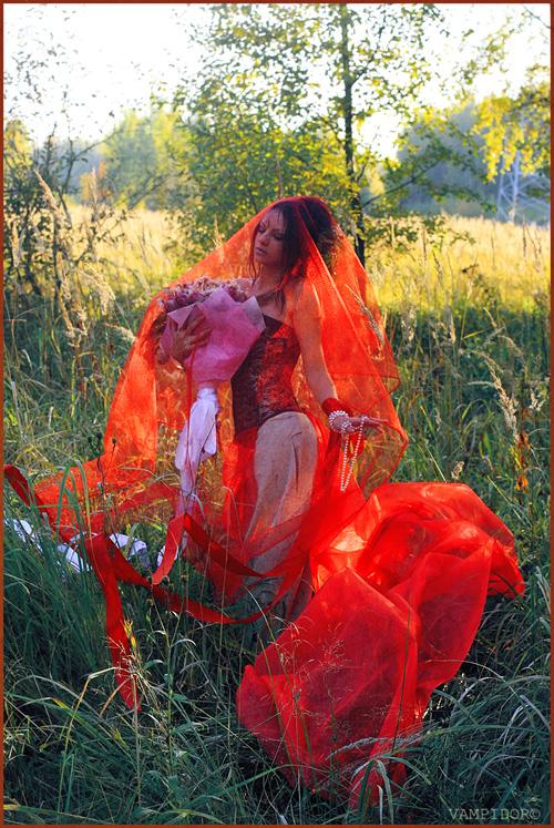 Miss Autumn 14 by VAMPIdor