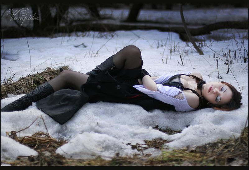 Spring Girl 15 by VAMPIdor