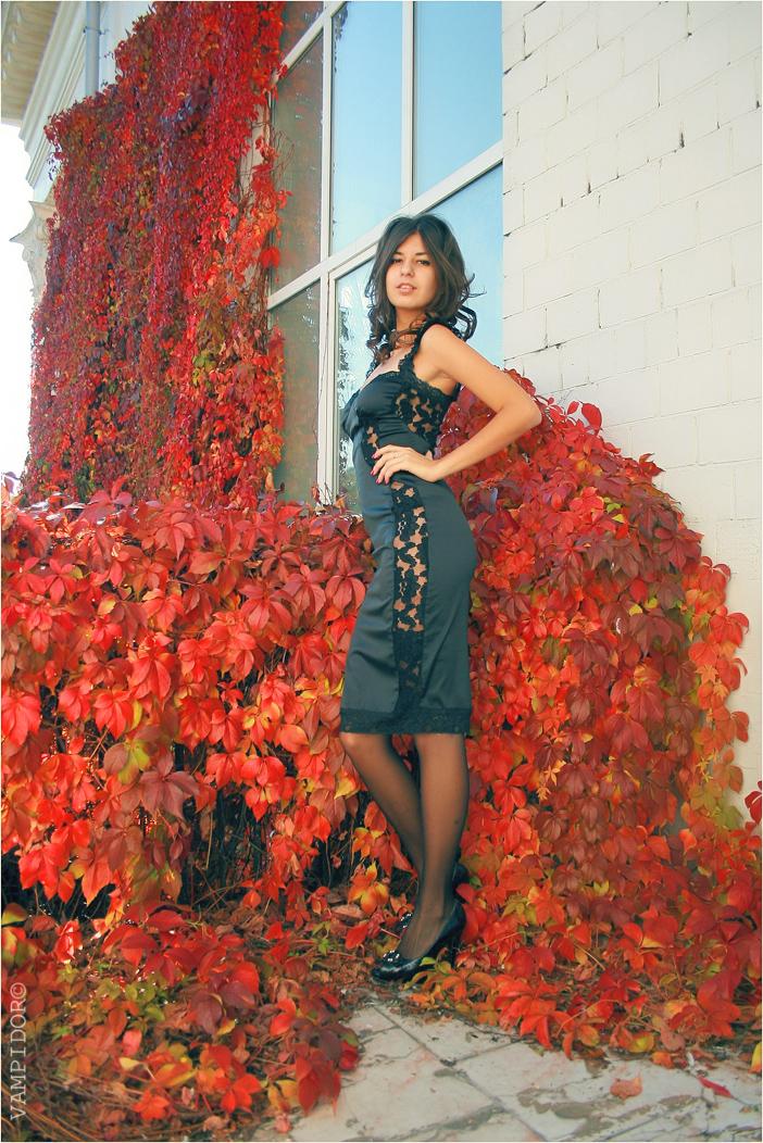 autumn Anastasia 12 by VAMPIdor