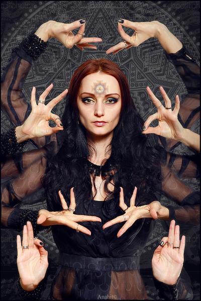 Durga by VAMPIdor