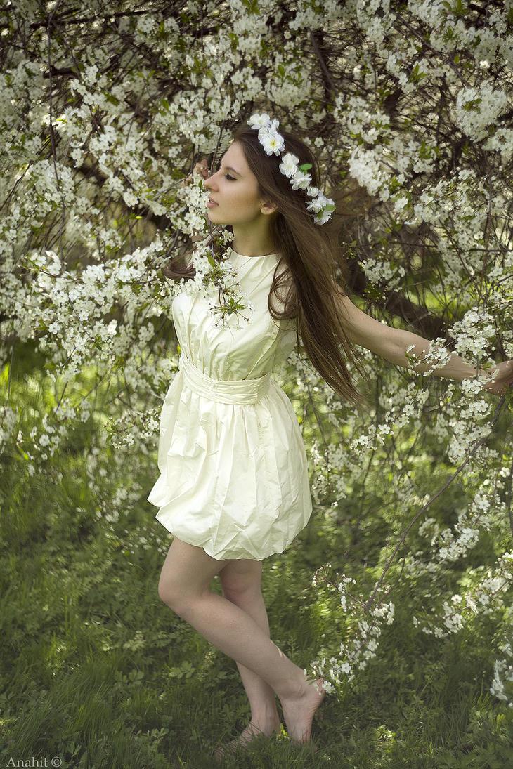 spring cherry by VAMPIdor