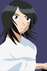 Rukia 2 by TheShadowIllusionist