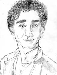 Robert Sheehan by TheShadowIllusionist