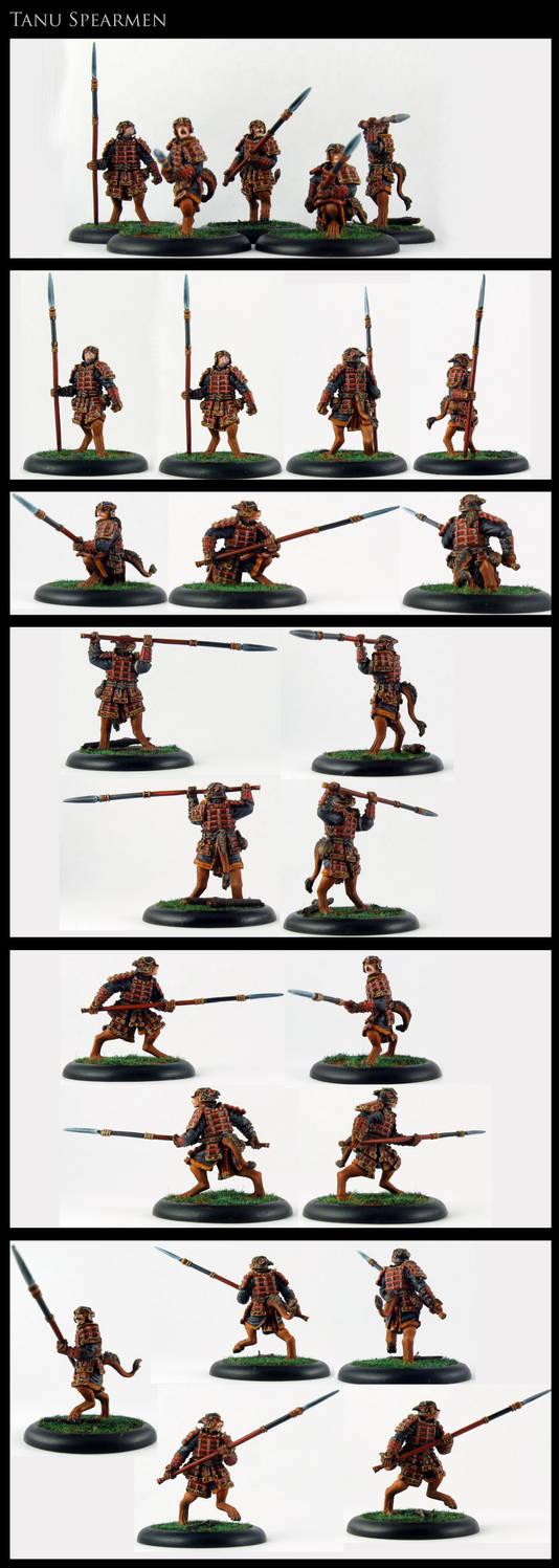Tanu Spearmen