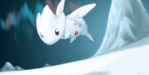 Togetic by Kipine