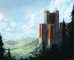 The Castle of Rioghnan