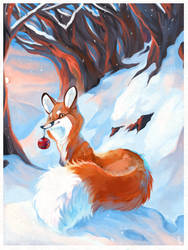 Joulukortti by Kipine