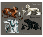 Characters III - - Auction! [CLOSED]