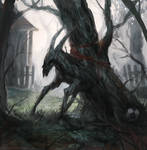 The Horned Tree