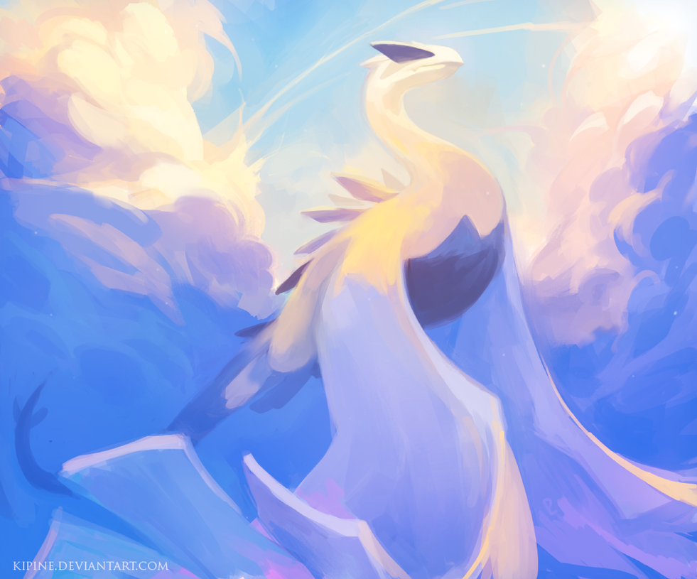 Lugia's Song by Kipine
