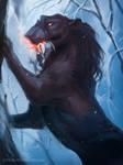 Fiery Hunter