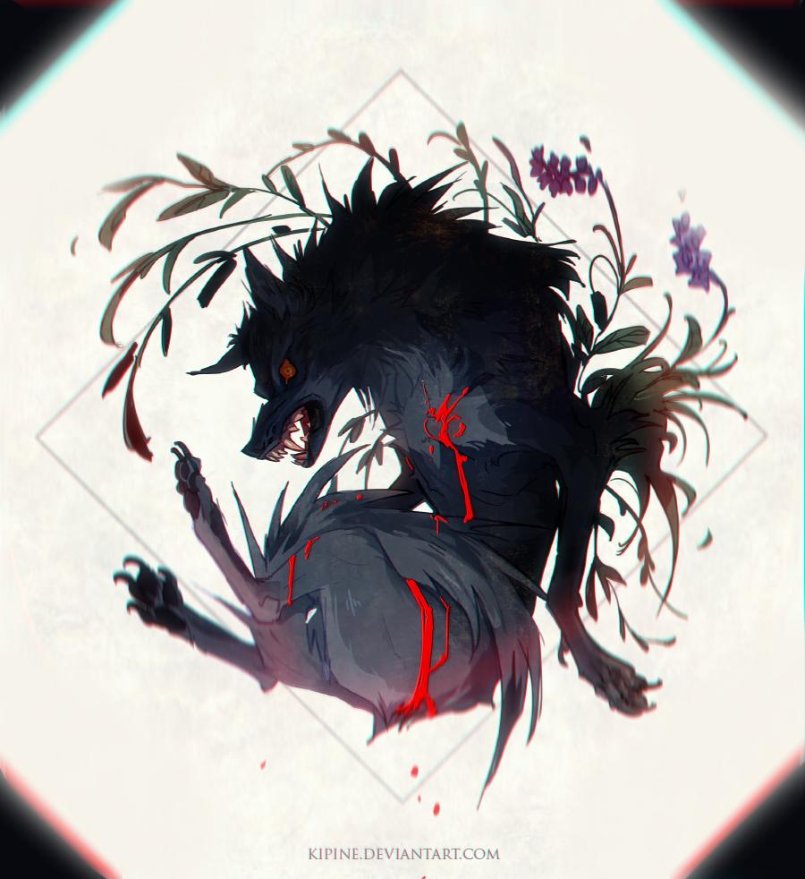 Wolfsbane by Kipine