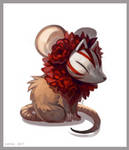 Kinrui the mouse