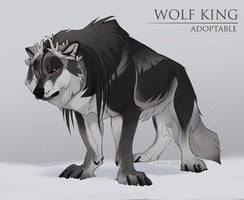 Wolf King - Adoptable (CLOSED)