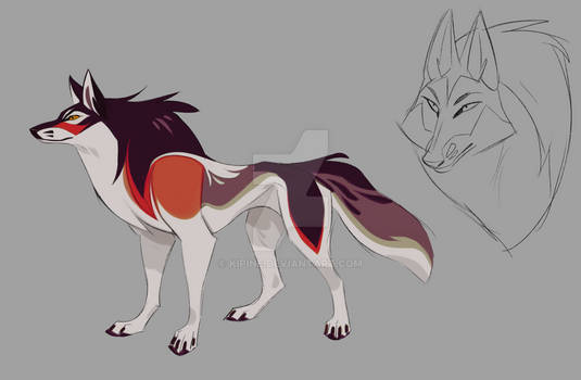 Wolf design Auction! [OPEN]