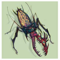 Dragon Beetle