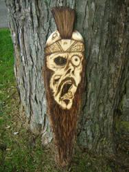 Basswood Beard Zombie