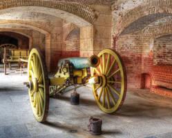 Civil War field gun by PaulWeber